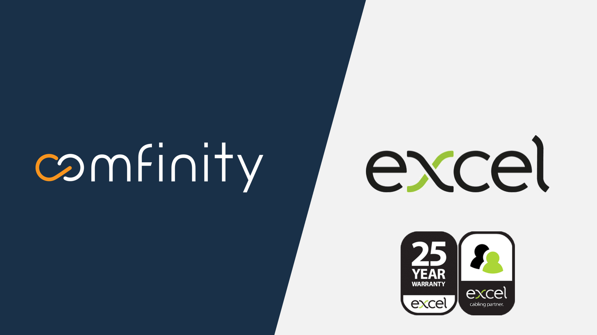 Comfinity receives Excel Cabling Partner (ECP) status